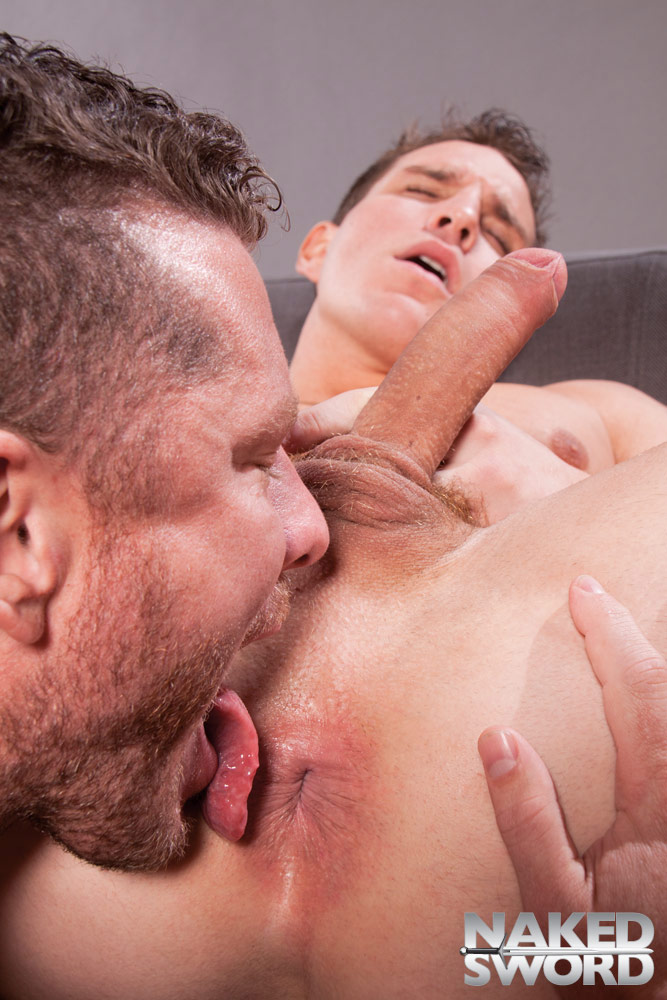 NakedSword Falcon Studios Seduced Spencer Fox and Calvin Koons 20