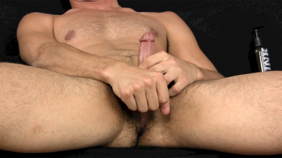 Straight guys masturbating fast gay first