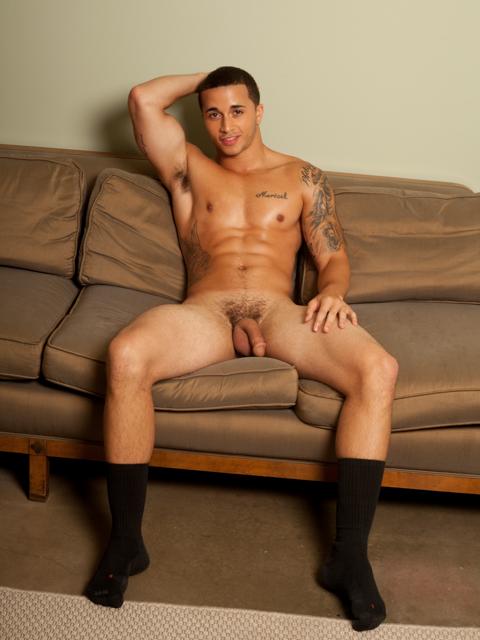 Randy Blue Haze McCarthy Big Muscle Cock Masturbation  Amateur Gay Porn 04