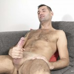 World Of Men Chris ADam Big Uncut Cock Jerk Off Masturbation Amateur Gay Porn 13 150x150 Hairy Sexy Stud Fingers His Ass And Plays With His Huge Uncut Cock
