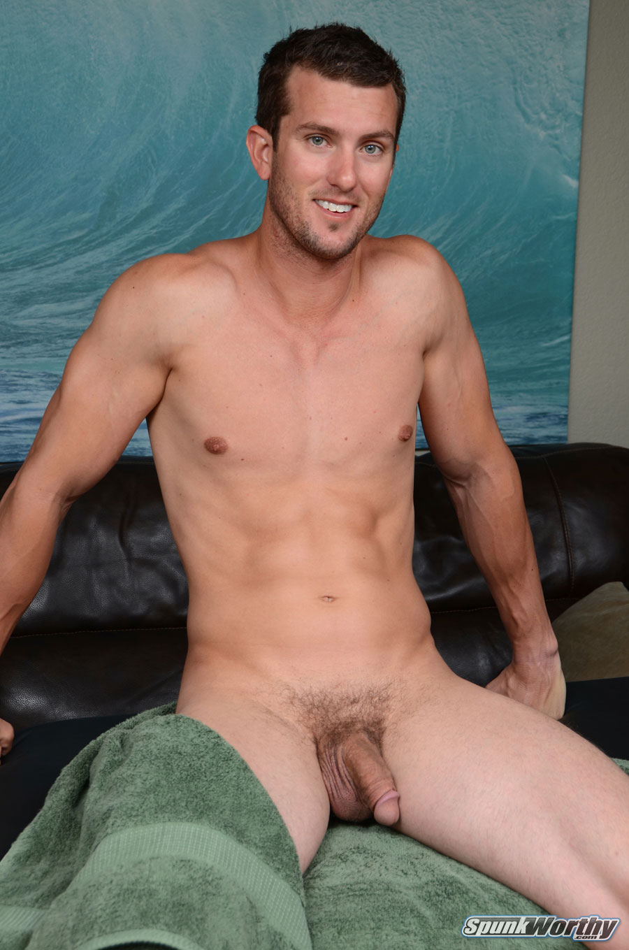 SpunkWorthy Tommy Straight Guys First Blow Job From A Gay Guy Massage Amateur Gay Porn 03