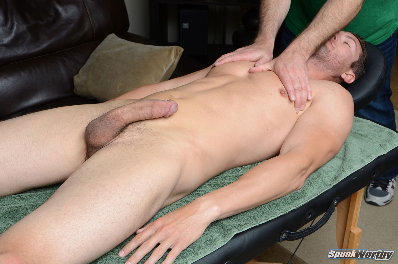 Gay massage straight