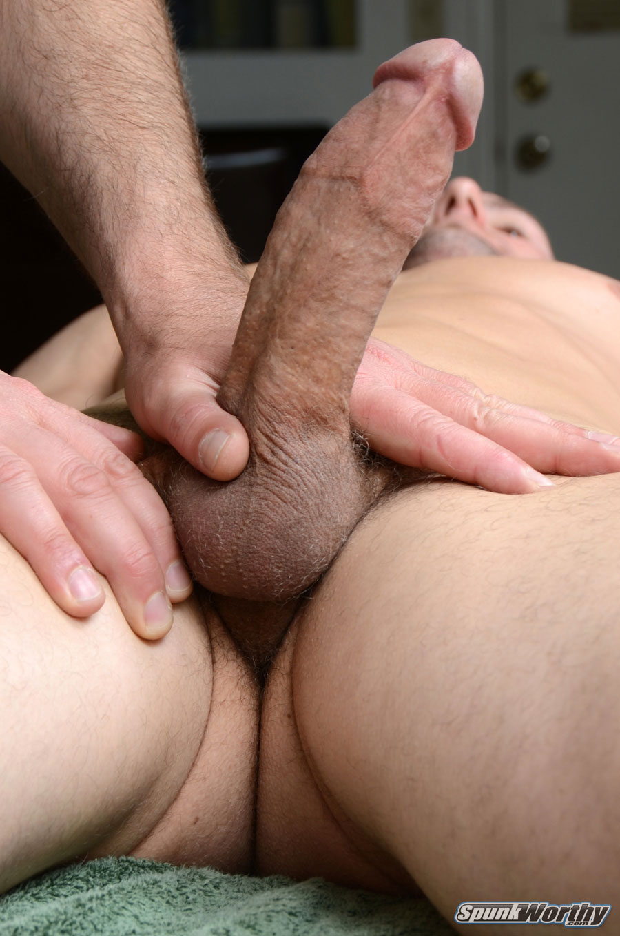 SpunkWorthy Tommy Straight Guys First Blow Job From A Gay Guy Massage Amateur Gay Porn 11