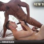 "Lucas Entertainment Kings Of New York Season 2 Sean Sean Xavier and Duncan Black Interracial Fucking Big Black Cock Amateur Gay Porn 05 150x150 White Hunk Takes A 12"" Black Cock Up His Ass and Eats A Load"