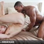 "Lucas Entertainment Kings Of New York Season 2 Sean Sean Xavier and Duncan Black Interracial Fucking Big Black Cock Amateur Gay Porn 12 150x150 White Hunk Takes A 12"" Black Cock Up His Ass and Eats A Load"