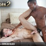 "Lucas Entertainment Kings Of New York Season 2 Sean Sean Xavier and Duncan Black Interracial Fucking Big Black Cock Amateur Gay Porn 15 150x150 White Hunk Takes A 12"" Black Cock Up His Ass and Eats A Load"