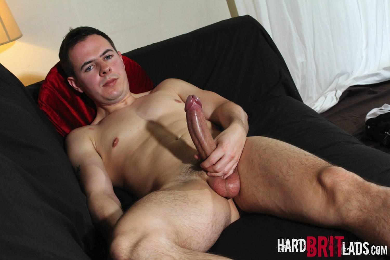 Amateur Twink Filming His Slippery Wanking