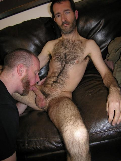 Nasty Thug Gets First Gay Blowjob In His Life