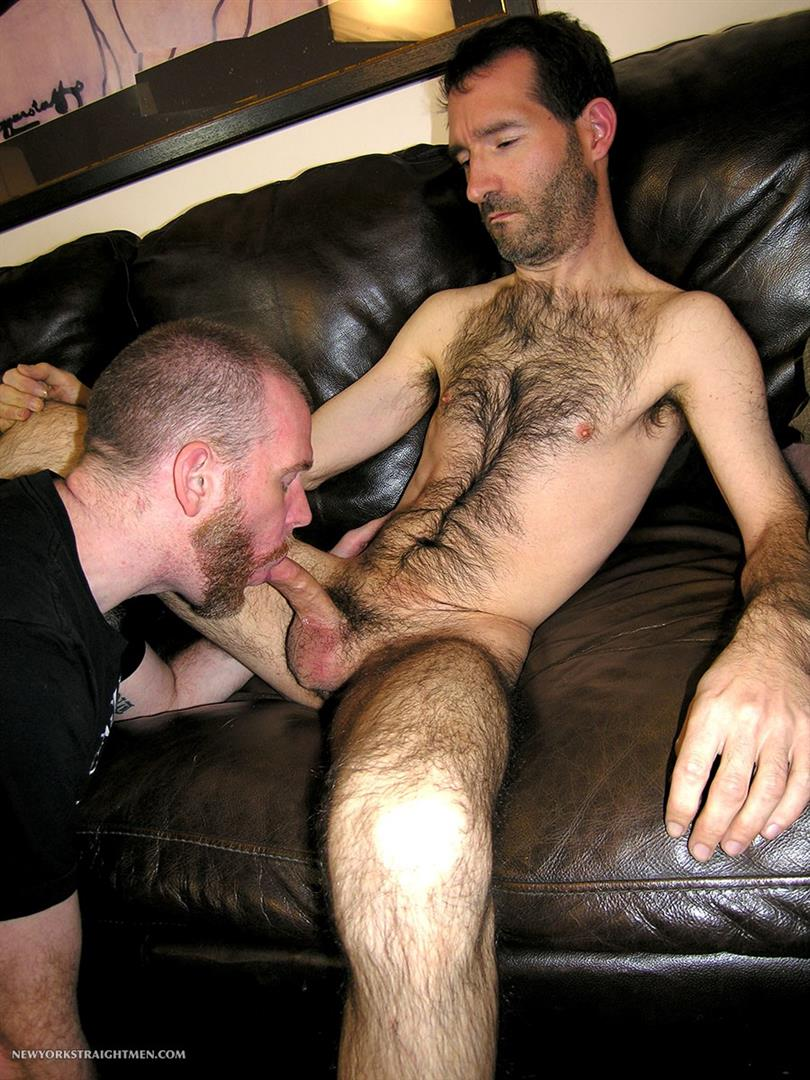 New York Straight Men Tom Straight Skinny Hairy Guy Gets Blowjob From A Guy Amateur Gay Porn 22