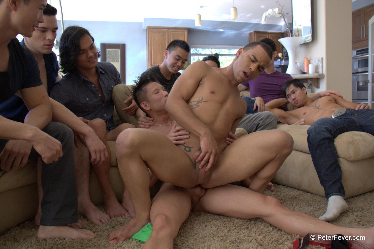 Peter Fever Jessie Lee Big Cock Asian Fucking A Stripper Amateur Gay Porn 29