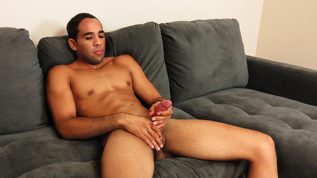 Straight Rent Boys Brian Chavez Big Uncut Cock Straight Guy Jerking Off Amateur Gay Porn 05