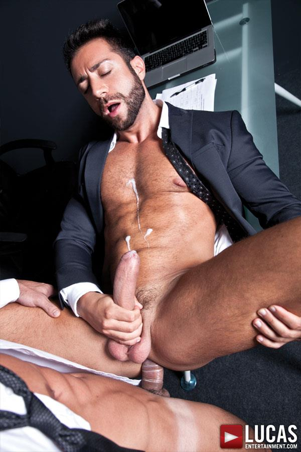 image Hot french straight daddy gives good action