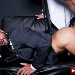 Lucas Entertainment Adriano Carrasco and Valentino Medici Huge Uncut Cocks Men In Suits Fucking Amateur Gay Porn 14 150x150 Hunks In Business Suits With Big Uncut Cocks Fucking Hard