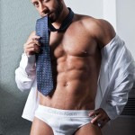 Lucas Entertainment Adriano Carrasco and Valentino Medici Huge Uncut Cocks Men In Suits Fucking Amateur Gay Porn 31 150x150 Hunks In Business Suits With Big Uncut Cocks Fucking Hard