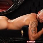 Butch Dixon Delta Kobra Muscle Hunk With A Big Uncut Cock Jerking Off Amateur Gay Porn 14 150x150 Amateur Muscle Hunk Delta Kobra Jerks His Big Thick Uncut Cock
