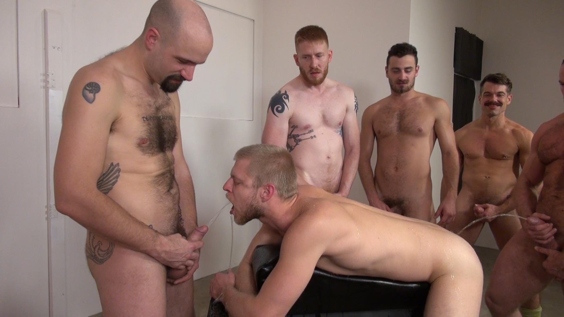 Raw and Rough Bareback Gay Sex Orgy Amateur Gay Porn 08