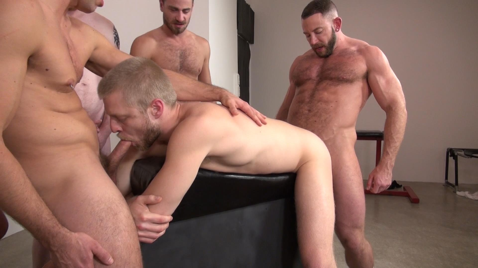 Raw and Rough Bareback Gay Sex Orgy Amateur Gay Porn 09