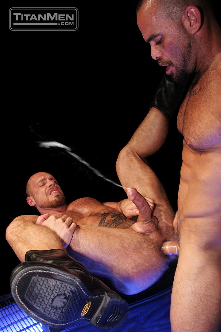 TitanMen Cum Shots from Hairy Muscle Hunks Amateur Gay Porn 2