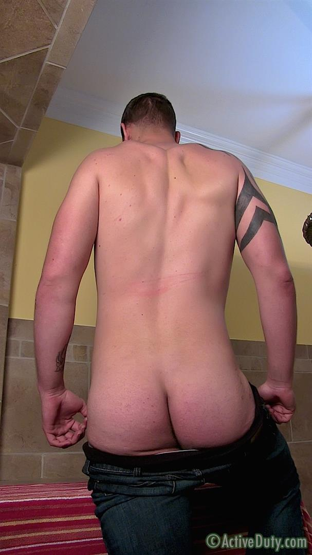 ActiveDuty Ajay Hung US Army Recruit Jerking Off Tall Guy Amateur Gay Porn 06