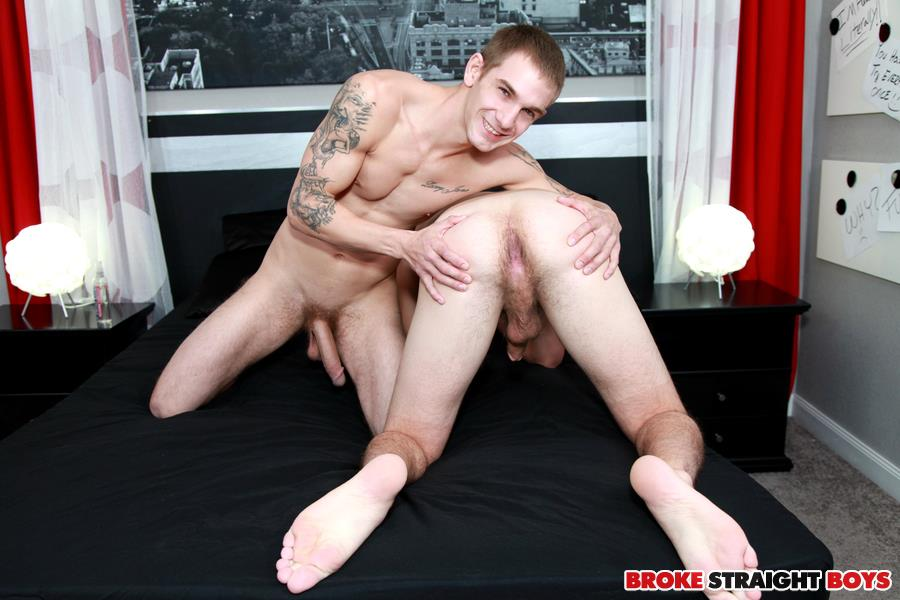 Broke Straight Boys Dakota Ford & Ian Dempsey Straight Guys Barebacking Huge Cocks Amateur Gay Porn 11
