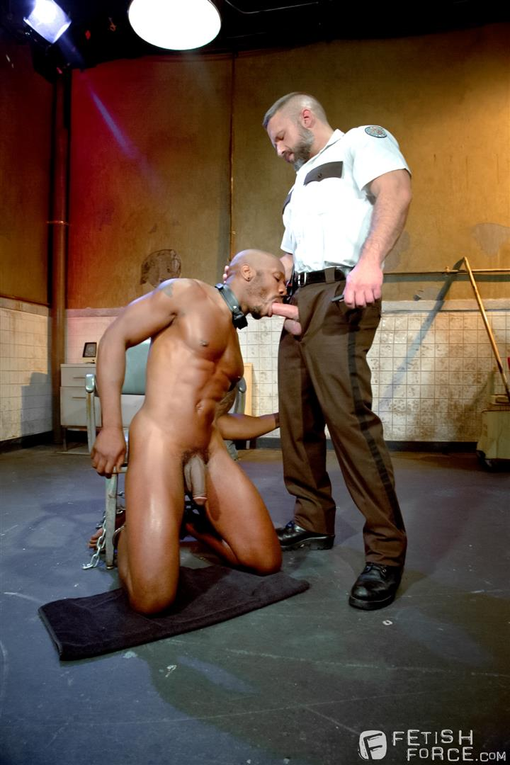 Fetish Force Race Cooper and Dirk Caber Black Guy Forced To Suck White Cock Amateur Gay Porn 11