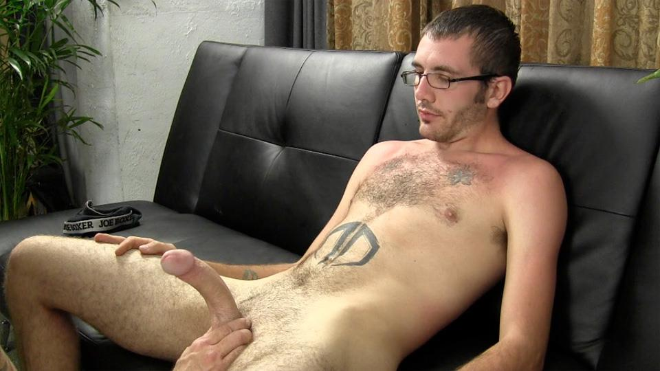 Straight Fraternity Reese Straight Young Guy Barebacking a Hairy Muscle Daddy Amateur Gay Porn 13