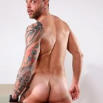 Butch Dixon Samuel Colt and Frank Valencia Hairy Muscle Daddy Getting Fucked By Latino Cock Amateur Gay Porn 04 150x150 Happy Fathers Day: Hairy Muscle Daddy Samuel Colt Taking A Big Cock Up The Ass