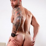 Butch Dixon Samuel Colt and Frank Valencia Hairy Muscle Daddy Getting Fucked By Latino Cock Amateur Gay Porn 06 150x150 Happy Fathers Day: Hairy Muscle Daddy Samuel Colt Taking A Big Cock Up The Ass