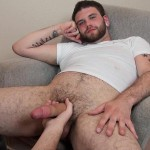 Suck Off Guys Tyler Beck Hairy Cub Gets Cock Sucked Cum Eating Amateur Gay Porn 10 150x150 Hairy Cub Gets His Thick Cock Drained And Prostrate Massaged