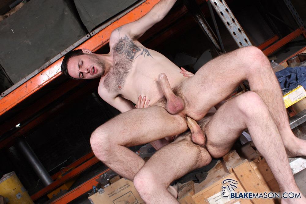 Blake Mason Riley Tess And Jonny Parker Hairy British Guys With Big Uncut Cocks Fucking Amateur Gay Porn 15