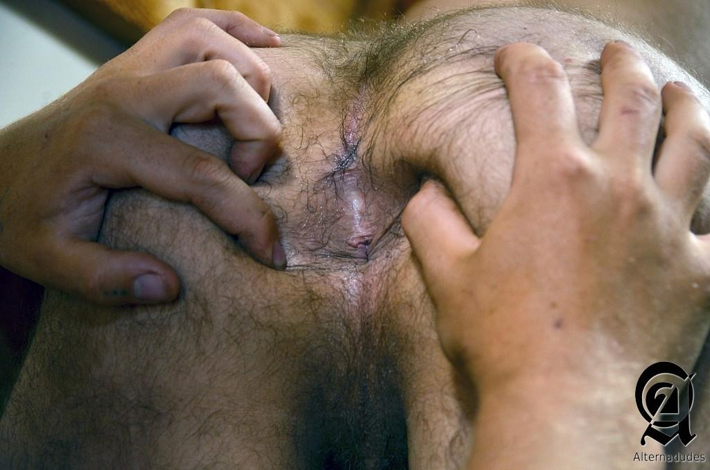Alternadudes Farmer Tom and August Grey Redneck Farmers Fucking Amateur Gay Porn 03