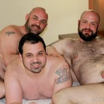 Stocky Dude Skotts Sex Tape Threeway Chubby Guys Bareback Sex Amateur Gay Porn 01 150x150 Amateur Chubby Bear Bareback Threesome With 2 Daddies and 1 Cub