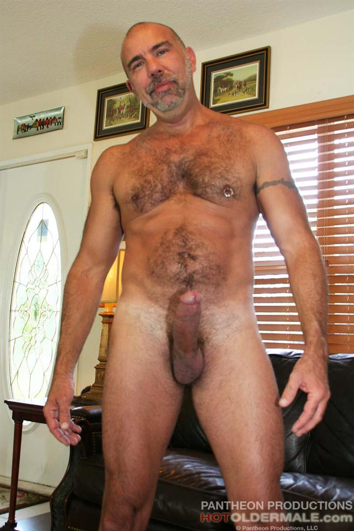 stocky muscle daddy gay porn