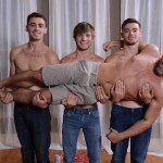 Men Jizz Orgy Asher Hawk and Dirk Caber and Johnny Rapid and Trevor Spade Triple Penetrated In the Ass Amateur Gay Porn 02 150x150 Stepfather Dirk Caber Gets TRIPLE Penetrated By His Stepsons