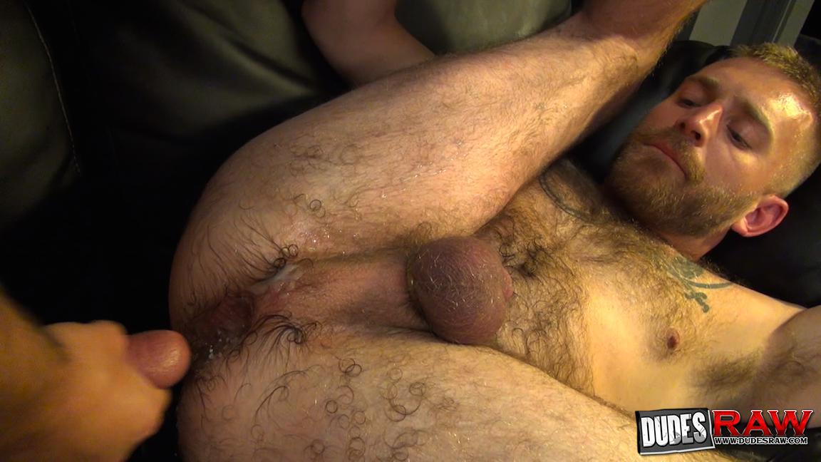 Dudes Raw Kodah Filmore and James Roscoe Barebacking A Hairy Ass Piggy Sex Amateur Gay Porn 18