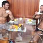 Fuckermate Jean Frank and Paco Hairy Muscle Hunks With Big Uncut Cocks Fucking Amateur Gay Porn 01 150x150 Hairy Muscle Italian Hunks With Big Uncut Cocks Fucking Rough