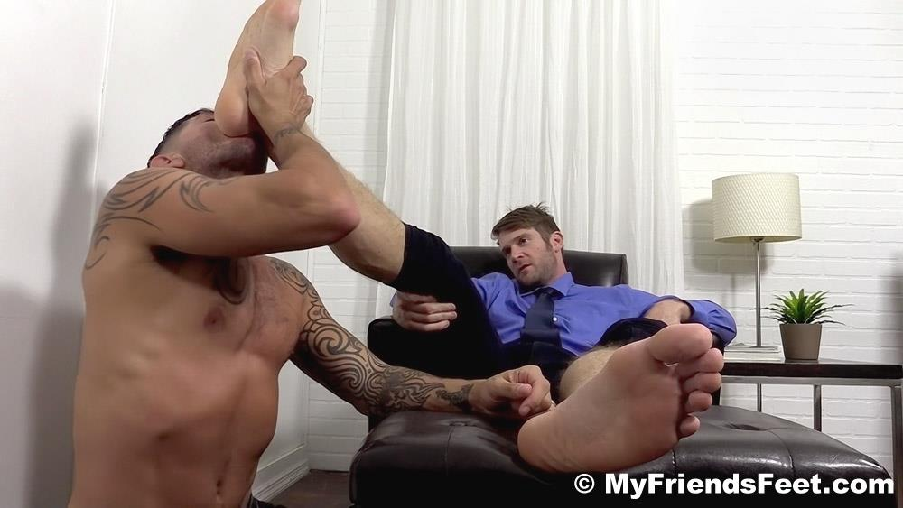 Gay Black Foot Fetish Porn
