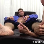 My Friends Feet Colby Keller and Johnny Hazzard Jerking Off And Feet Worship Amateur Gay Porn 16 150x150 Colby Keller Jerks Off While Getting His Feet Worshipped By Johnny Hazzard