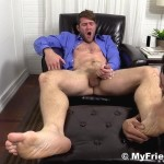 My Friends Feet Colby Keller and Johnny Hazzard Jerking Off And Feet Worship Amateur Gay Porn 20 150x150 Colby Keller Jerks Off While Getting His Feet Worshipped By Johnny Hazzard