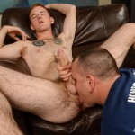 SpunkWorthy Koury Marine Gets A Blow Job and Rimming Amateur Gay Porn 08 150x150 Straight Hairy Marine Gets His Big Cock Sucked and Ass Rimmed
