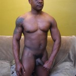 All American Heroes Sean Muscle Navy Petty Officer Jerking Big Black Cock Amateur Gay Porn 15 150x150 Big Muscular Black Navy Petty Officer Jerking His Big Black Cock