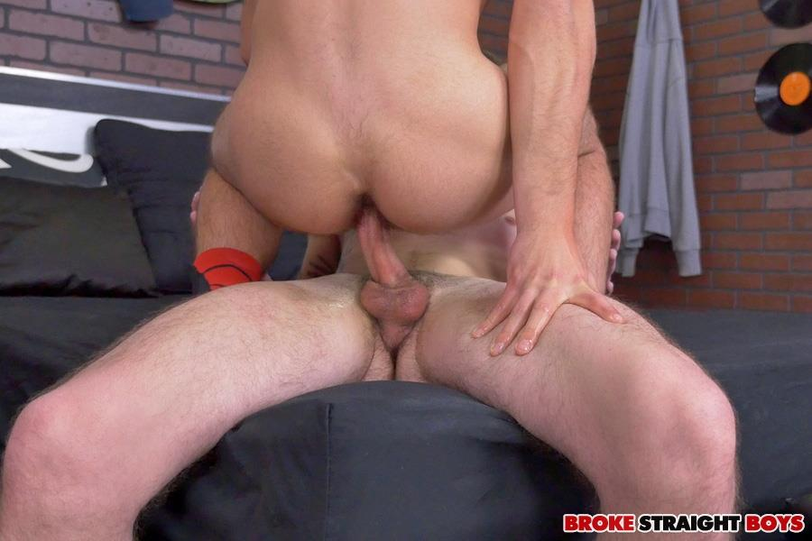 Broke Straight Boys Cage Kafig and Vadim Black Masculine Guys Barebacking Amateur Gay Porn 15