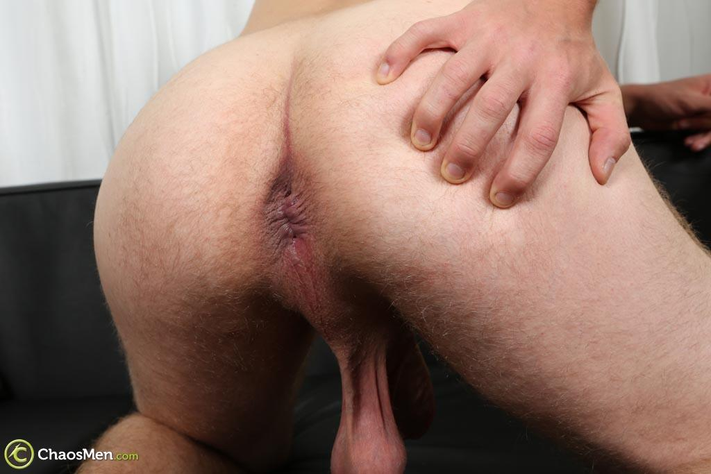 ChaosMen Lincoln Redhead Low Hanging Balls Jerking Off Ginger Amateur Gay Porn 41