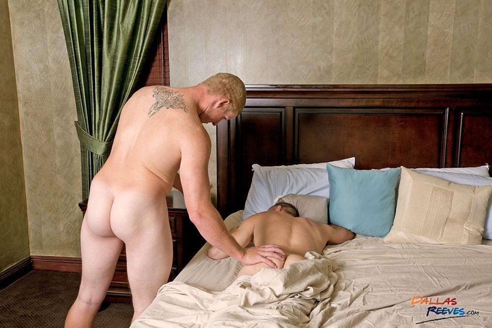 Dallas Reeves Milo Fisher and Connor Chesney Redhead Muscle Hunk Bareback Amateur Gay Porn 05