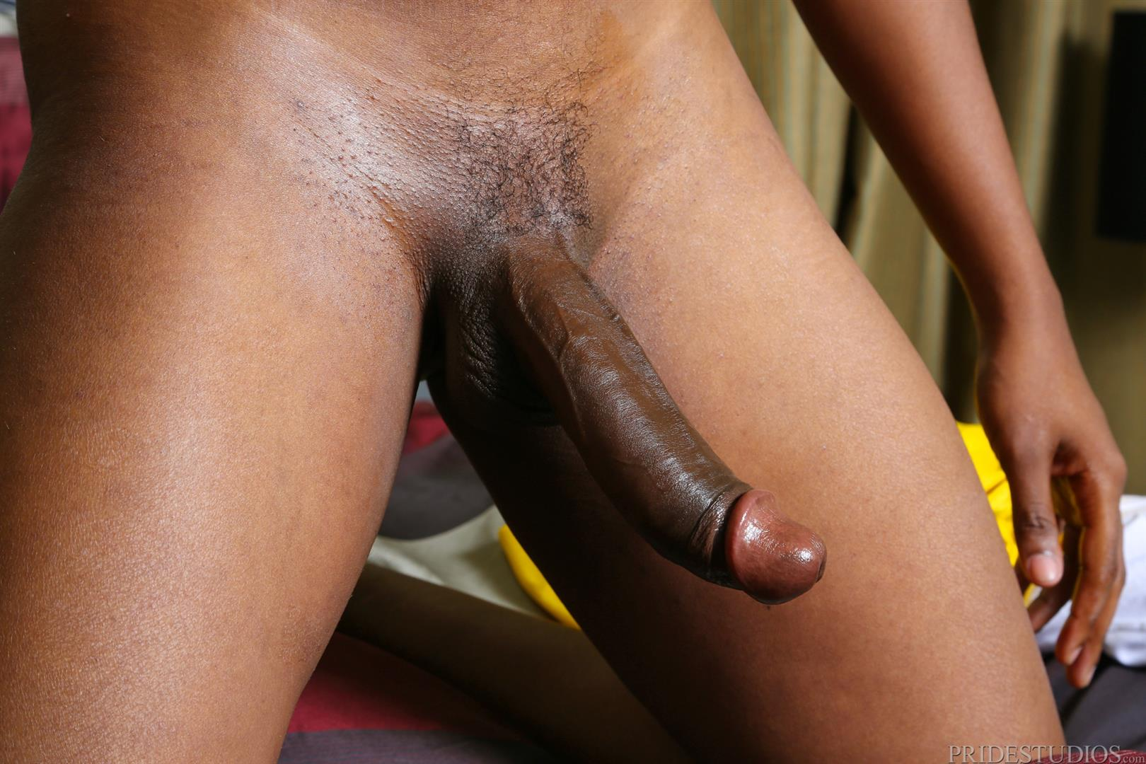 Extra Big Dicks Dontae Morningwood Thug Jerking Off Big Black Dick Amateur Gay Porn 06