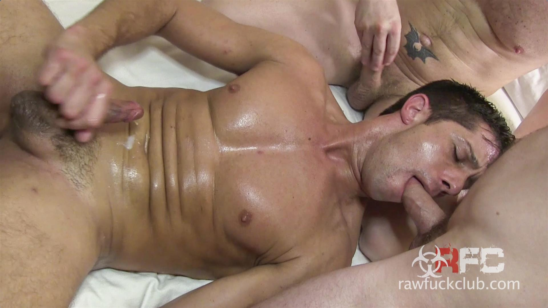 Raw Fuck Club Dylan Saunders and Dusty Williams and Jeff Kendall and Jeremy Stevens BBBH Amateur Gay Porn 08