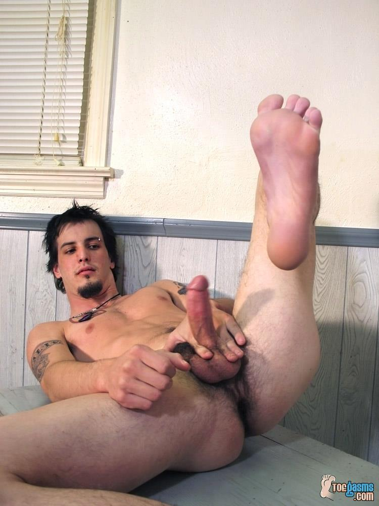 Gay hairy bondage foot tickle porn first
