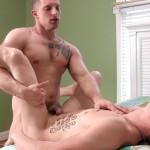 Active Duty Niko and Sawyer Army Buddies Flip Flop Fucking Big Cock Amateur Gay Porn 10 150x150 Hung Muscular Straight Army Buddies Flip Flop Fucking