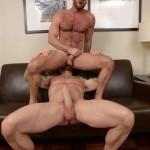 Bareback That Hole Rocco Steele and Matt Stevens Hairy Muscle Daddy Bareback Amateur Gay Porn 11 150x150 Hairy Muscle Daddy Rocco Steele Breeding Matt Stevens