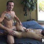 Dudes Raw Jimmie Slater and Nick Cross Bareback Flip Flop Sex Amateur Gay Porn 03 150x150 Hairy Young Jocks Flip Flop Bareback & Cream Each Others Holes